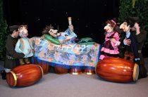 А напоследок… Итоги фестиваля кукол «Шомбай-fest».