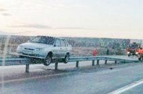 Массовое ДТП рядом с Новоульяновском. Столкнулись 8 автомобилей
