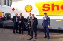 В Казани открылась первая АЗС Shell