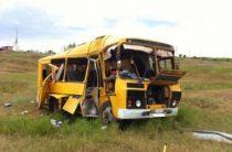Ростовской области столкнулись два автобуса, 4 человека погибли, 30 пострадали