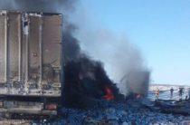 Три человека погибли в жутком ДТП на трассе в Башкирии
