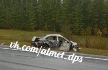 В Татарстане три человека погибли при столкновении фуры и двух легковушек
