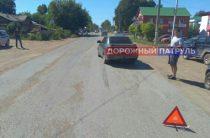 В Башкирии 14-летний подросток на велосипеде попал под колеса «Приоры»