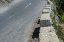 В Крыму автобус сорвался с обрыва, есть погибшие