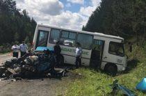 В Башкирии по вине водителя без прав в ДТП погибли три человека
