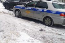 В Казани пьяный водитель сбил мужчину на тротуаре