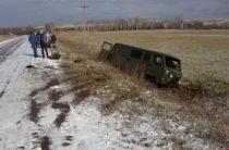 В Башкортостане УАЗ опрокинулся при столкновения с «Калиной», водитель погиб на месте