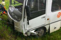 В Башкирии «Лада» столкнулась с автобусом, погибли три человека