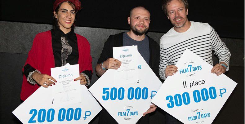 В Казани подвели итоги Молодежного кинофестиваля и проекта «Кино за 7 дней»