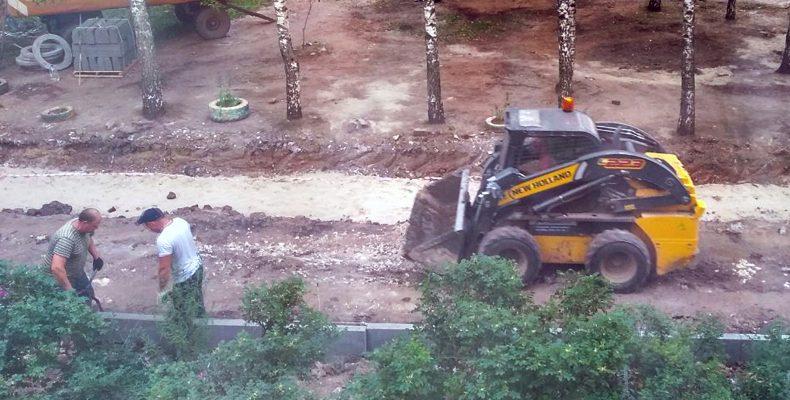 В Казани в ходе капремонта дворов обустроили 1,5 тысячи парковочных мест