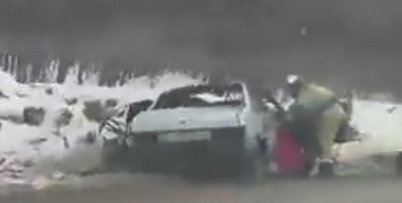 На трассе в Башкортостане в ДТП погибла 46-летняя автоледи