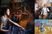 В Госдуме открывается выставка с участием художников-инвалидов из Татарстана