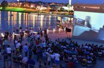 «Время кино у озера Кабан»: лето продолжается в сентябре