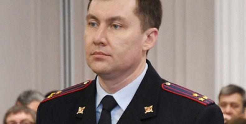 Хохорин представил нового начальника Управления МВД России по Казани
