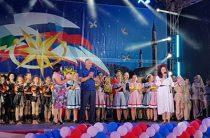 Глава Крыма Сергей Аксенов: «Созвездие-Йолдызлык» сближает народы и служит миру