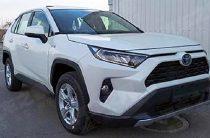 Toyota готовится к стартам продаж нового RAV4