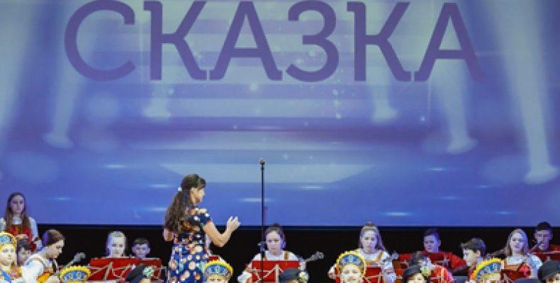 Артисты из Казани завоевали Гран-при и другие награды конкурса «Восточная сказка»