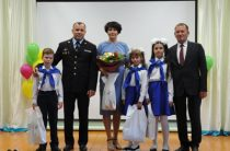 Глава ГИБДД РТ посетил гимназию №1 в Лаишево