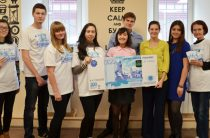 Акцию «Голосуй за Казань» провели в Комитете по делам детей и молодежи