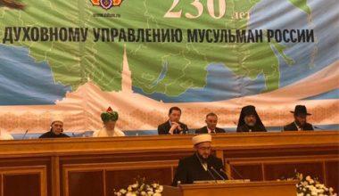 Муфтий РТ и Алексей Симонов приняли участие в мероприятиях,  посвященных 230-летию образования ЦДУМ России