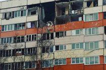 В Санкт-Петербурге в жилом доме прогремел взрыв
