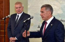 Президент Татарстана и президент «Лукойла» подписали протокол о сотрудничестве
