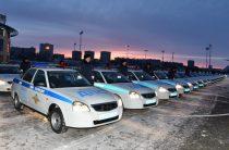 50 новых автомобилей вручил сотрудникам ГИБДД Рустам Минниханов