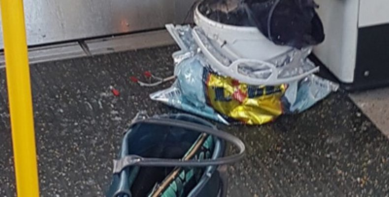 В Лондоне в метро прозвучал взрыв, полиция считает это теракт