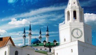 Казань в  ТОП-5 городов России для интеллектуального туризма