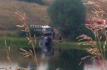 Недалеко от с.Столбище пьяный мужчина утонул в автомобиле