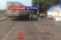 На парковке кафе в Башкирии фура насмерть сбила пешеходов