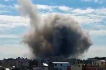 ВИДЕО: В Турции прогремел мощный взрыв, есть пострадавшие