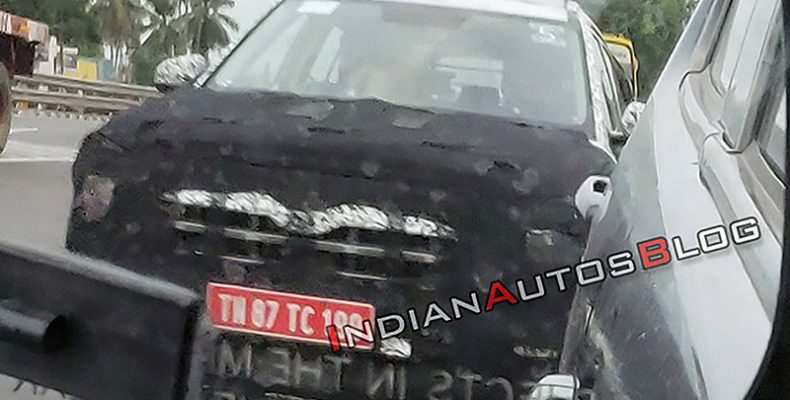 Появились шпионские фото нового Hyundai Creta, который ждем и в России