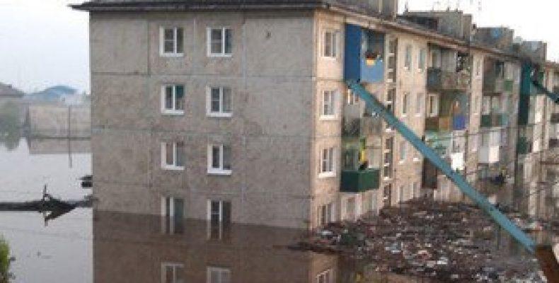 Владимир Путин провел совещание по поводу страшного наводнения в Иркутской области