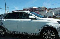 В Тольятти снова «засветился» универсал Lada Vesta