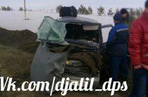 В Татарстане столкнулись две «Лады», оба водителя в тяжелом состоянии