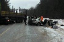 В Кировской области один человек погиб и двое пострадали в страшном ДТП