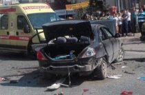 Мужчине пострадавшему при взрыве иномарки в Уфе ампутировали ногу