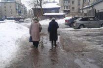 В Казани ожидается небольшая метель и гололед