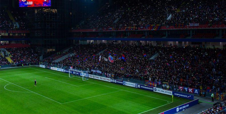 «Рубин» поздравил ЦСКА с открытием стадиона