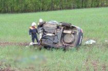 Пять человек погибли в Татарстане при столкновении «Лады Гранты» и «Шевроле Кобальт»