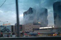 Пар в ТЦ «Олимп» в Казани приняли за дым и вызвали пожарных