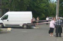В Санкт-Петербурге фургон насмерть сбил ребенка во дворе