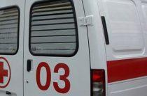 В Екатеринбурге из «маршрутки» на ходу выпали женщина с ребенком