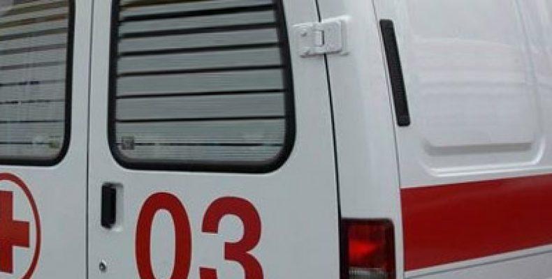 В Свердловской области на 7-летнюю девочку упали хоккейные ворота