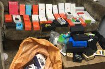 В Татарстане задержали группу людей кравших почтовые посылки у граждан