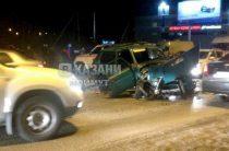 Пьяный водитель «Нивы» устроил смертельное ДТП в Казани