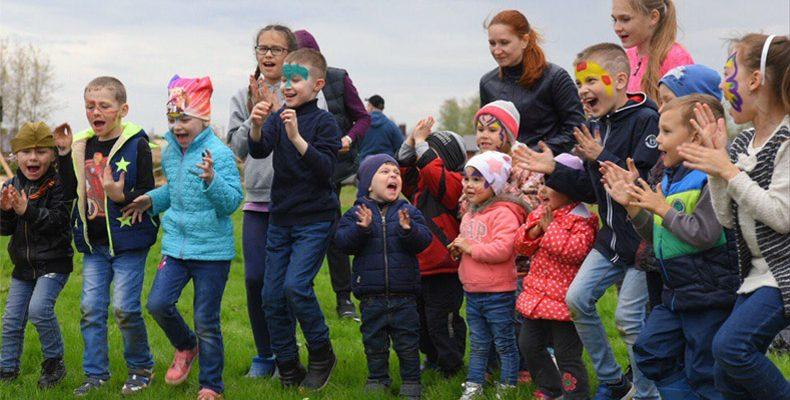 Казанцев приглашают принять участие в семейном забеге