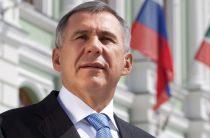 Президент Татарстана поздравил православных с Пасхой
