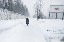Пробки в десять баллов и масса ДТП. Утро понедельника в Казани
